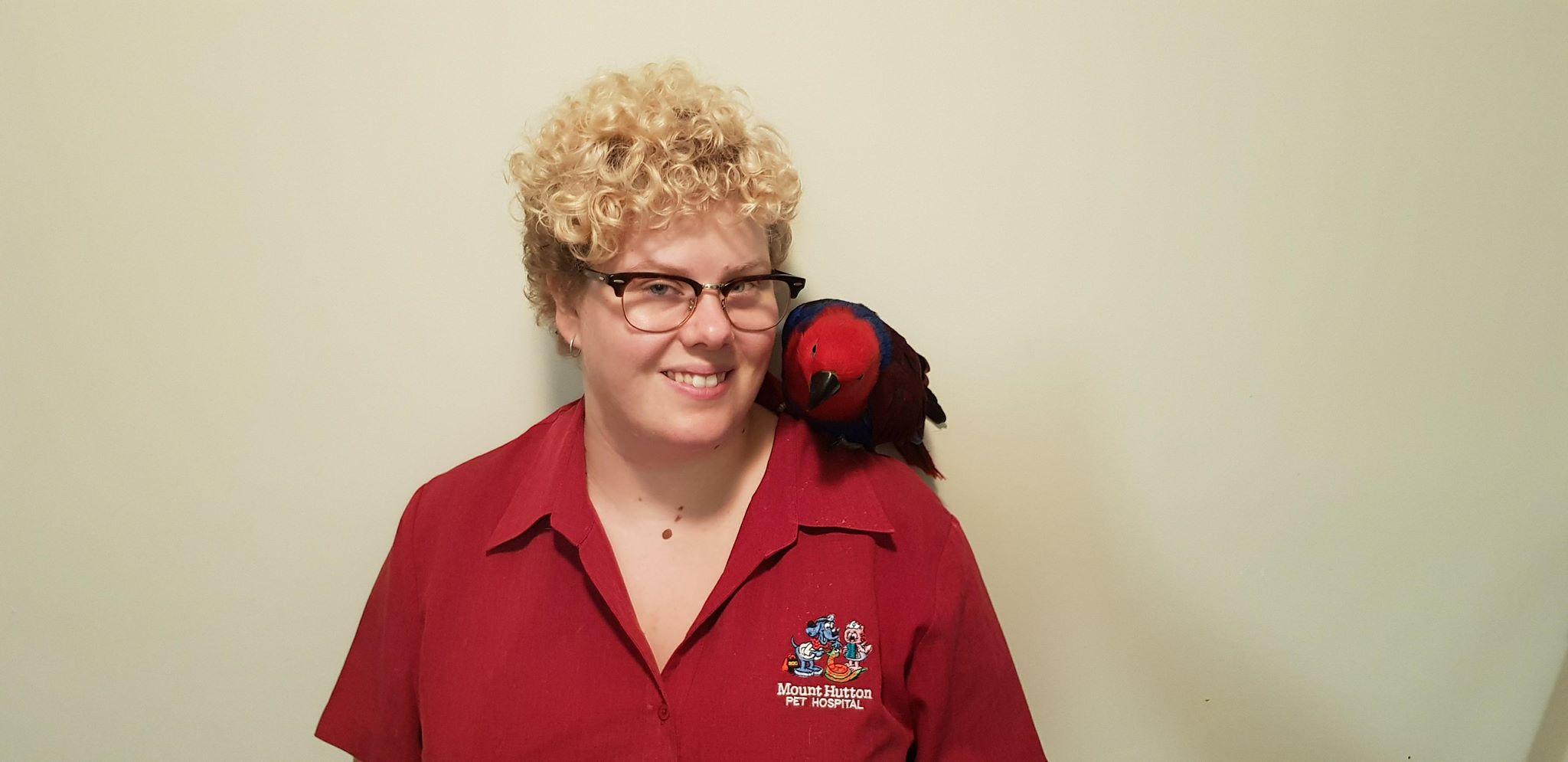 Dr Kat Loring - D.V.M